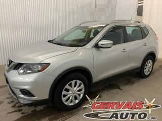 Used 2016 Nissan Rogue S Caméra A/C Bluetooth for sale in Trois-Rivières, QC