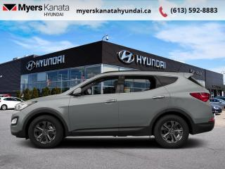 Used 2015 Hyundai Santa Fe Sport 2.4 Luxury  - $104 B/W for sale in Kanata, ON