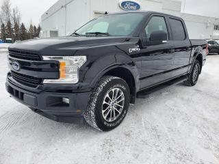Used 2019 Ford F-150 SPORT, 302A, CREW, ECOBOOST, 4X4 for sale in Vallée-Jonction, QC