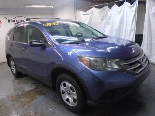 Used 2013 Honda CR-V LX for sale in Ancienne Lorette, QC