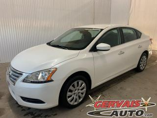 Used 2014 Nissan Sentra S GROUPE ELECTRIQUE for sale in Shawinigan, QC