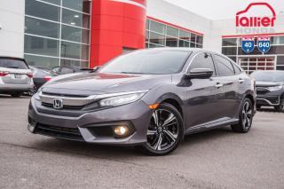 Used 2018 Honda Civic GARANTIE LALLIER 10ANS/200,000 KILOMETRES INCLUSE* PLUS DE 75 CIVIC USAGEES PRETES POUR LIVRAISON RAPIDE for sale in Terrebonne, QC