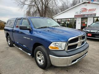 Used 2011 RAM 1500 ST for sale in Barrie, ON