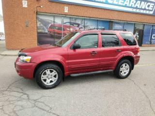 Used 2007 Ford Escape XLT for sale in Mississauga, ON