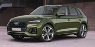 New 2021 Audi Q5 Technik for sale in Winnipeg, MB