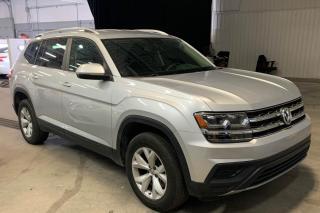 Used 2018 Volkswagen Atlas TRENDLINE AWD  A/C GROUPE ELECTRIQUE V6 for sale in St-Hubert, QC