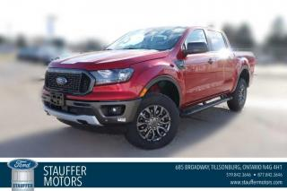 New 2020 Ford Ranger XLT for sale in Tillsonburg, ON