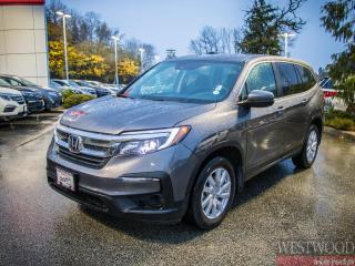 Used 2019 Honda Pilot LX for sale in Port Moody, BC