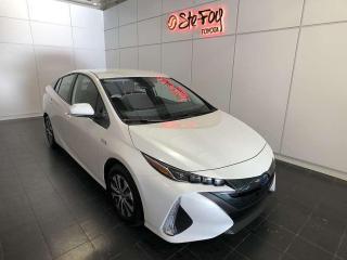 Used 2021 Toyota Prius Prime PRIUS PRIME for sale in Québec, QC