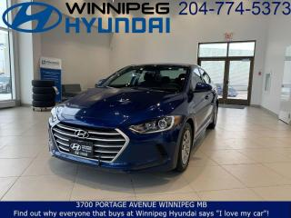 Used 2017 Hyundai Elantra LE for sale in Winnipeg, MB