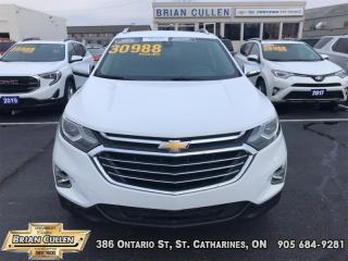 Used 2020 Chevrolet Equinox Premier for sale in St Catharines, ON