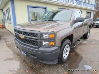 Used 2015 Chevrolet Silverado 1500 GREAT KM'S LS EDITION 3 PASSENGER 4.3L - V6.. 4X4 SYSTEM.. REGULAR CAB.. 8-FOOT-BOX.. TOW SUPPORT.. AUX/USB INPUT.. KEYLESS ENTRY.. for sale in Bradford, ON