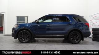 Used 2017 Ford Explorer XLT + AWD + CUIR + BLUETOOTH + CAMERA ! for sale in Trois-Rivières, QC