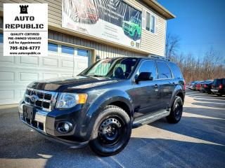 Used 2011 Ford Escape Limited for sale in Orillia, ON