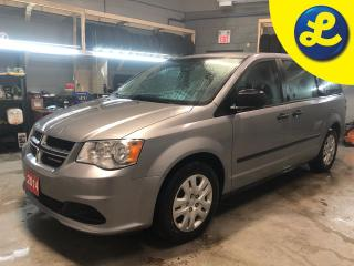 Used 2014 Dodge Grand Caravan SE * 3.6L V6 * Stow N Go *  6 Speed Automatic Transmission * 7 Passenger * Remote Starter * Cruise Control * Keyless Entry * Eco Mode * Traction Contr for sale in Cambridge, ON
