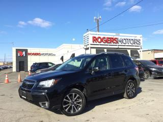 Used 2018 Subaru Forester 2.99% Financing - 2.0XT AWD - NAVI - PANO ROOF - LEATHER for sale in Oakville, ON