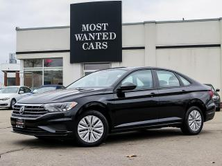 Used 2019 Volkswagen Jetta COMFORTLINE|CAMERA|BLUETOOTH|ALLOYS|XENON HEADLIGHTS for sale in Kitchener, ON