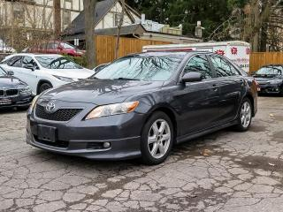 Used 2007 Toyota Camry CE|5 SPEED| AS TRADED - YOU CERTIFY, YOU SAVE for sale in Kitchener, ON