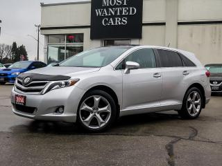 Used 2014 Toyota Venza LIMITED|NAVIGATION|DUAL SUNROOF|20