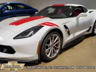 Used 2018 Chevrolet Corvette Grand Sport 1LT  - Certified for sale in St Catharines, ON
