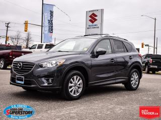 Used 2016 Mazda CX-5 GS AWD for sale in Barrie, ON