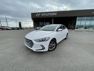 Used 2017 Hyundai Elantra GL,A/C,CRUISE,BANCS/VOL CHAUFF,BLUETOOTH,CAMÉRA for sale in Mirabel, QC
