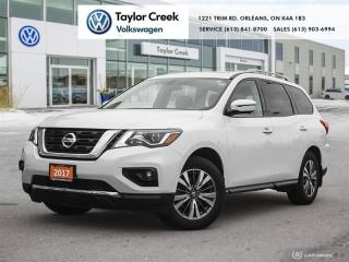 Used 2017 Nissan Pathfinder SL V6 4x4 at for sale in Orleans, ON