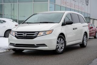 Used 2016 Honda Odyssey SE 8 PASS MAGS 8 PASSAGERS for sale in Lachine, QC