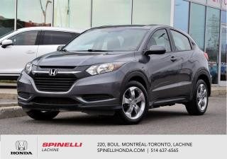 Used 2017 Honda HR-V LX AWD AWD MAGS BLUETOOTH CAMERA for sale in Lachine, QC