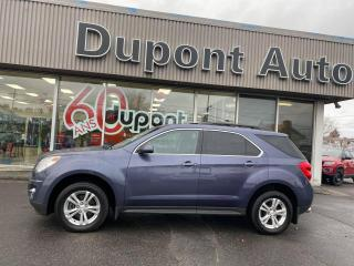 Used 2013 Chevrolet Equinox LT 4portes à transmission intégrale ave for sale in Alma, QC