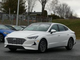Used 2021 Hyundai Sonata Hybrid ULTIMATE NEUF! for sale in St-Georges, QC