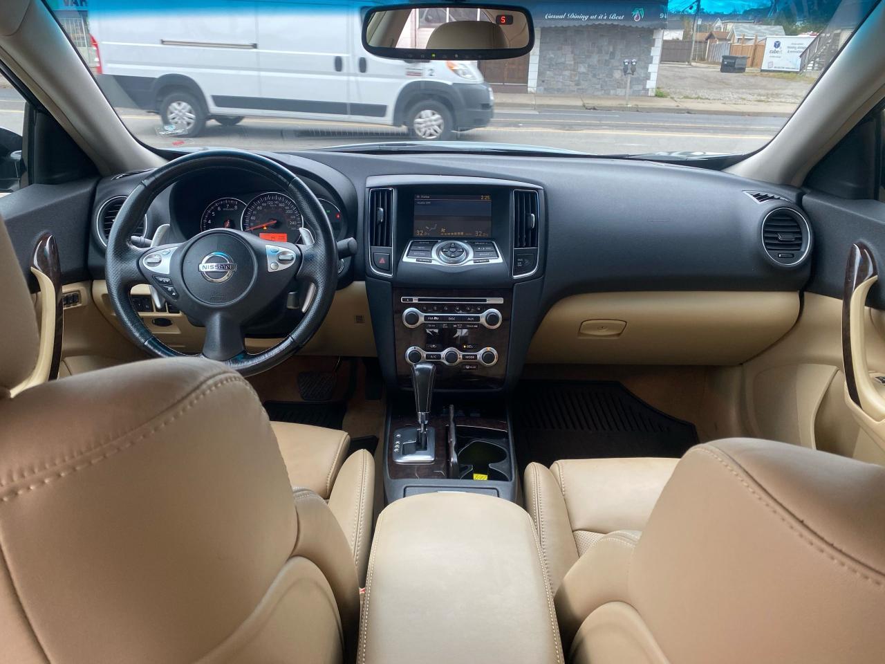 2011 Nissan Maxima