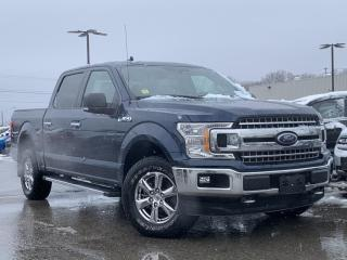Used 2019 Ford F-150 XLT REVERSE CAMERA, BLUETOOTH for sale in Midland, ON