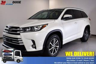 Used 2018 Toyota Highlander XLE for sale in Mississauga, ON