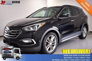 Used 2017 Hyundai Santa Fe Sport Ultimate for sale in Mississauga, ON