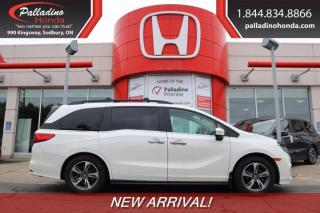 Used 2018 Honda Odyssey EX for sale in Sudbury, ON