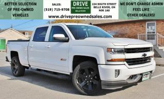 Used 2018 Chevrolet Silverado 1500 2LT LT Z71 | 4x4 Heated Seats CarPlay Backup Cam OnStar | NO ACCIDENTS for sale in Belle River, ON
