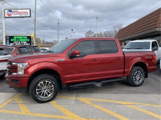 Used 2019 Ford F-150 Lariat for sale in Cobourg, ON