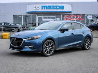 Used 2018 Mazda MAZDA3 GT - ONLY 39745 KMS for sale in Hamilton, ON