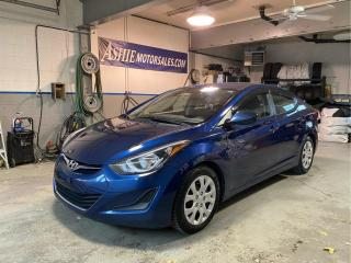 Used 2015 Hyundai Elantra 4DR SDN AUTO GL for sale in Kingston, ON