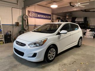 Used 2016 Hyundai Accent 5dr HB Auto LE for sale in Kingston, ON