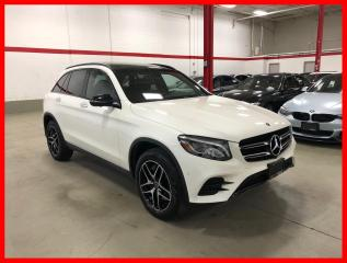 Used 2019 Mercedes-Benz GL-Class GLC300 4MATIC NIGHT PREMIUM PLUS XM CLEAN CARFAX! for sale in Vaughan, ON
