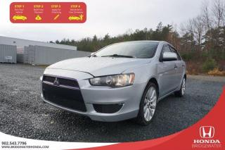 Used 2008 Mitsubishi Lancer DE for sale in Bridgewater, NS