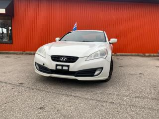 Used 2010 Hyundai Genesis Coupe 2dr I4 Man Premium for sale in Guelph, ON