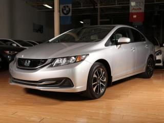 Used 2015 Honda Civic Sedan 4dr Auto EX for sale in Toronto, ON