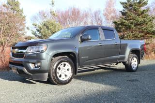 Used 2018 Chevrolet Colorado 4WD LT for sale in Conception Bay South, NL