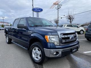 Used 2014 Ford F-150 XLT crew 5,0L for sale in St-Eustache, QC