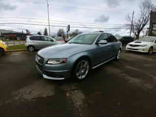 Used 2011 Audi A4 TOIT OUVRANT AWD for sale in Beloeil, QC