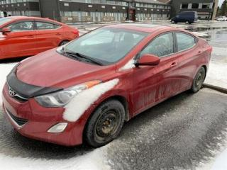 Used 2013 Hyundai Elantra 4dr Sdn Auto GLS for sale in Matane, QC