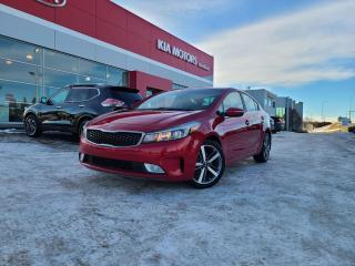 Used 2017 Kia Forte EX+ for sale in Calgary, AB